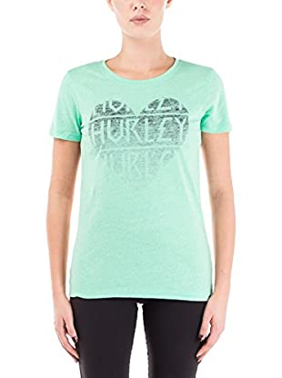 Nike Hurley Camiseta Manga Corta Strike Perfect Crew