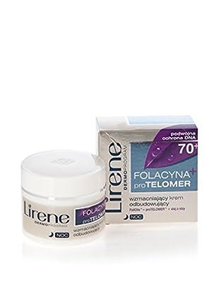 Lirene Nachtcreme Folacyna PRO Telomer 70+ 50 ml, Preis/100 ml: 29.9 EUR
