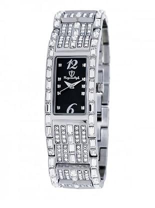 Hugo Von Eyck Reloj Carina HE507-111_Negro / Strass