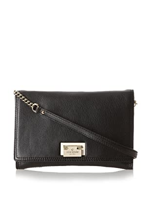 Kate Spade Women's Fiona Magnolia Park Shoulder Bag, Black
