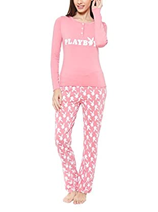 Play Boy Nightwear Pijama Cosy Time Cozy Nights