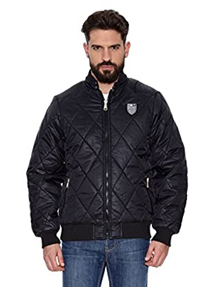 Geographical Norway Chaqueta Guateada Borekas Men 1 (Negro)
