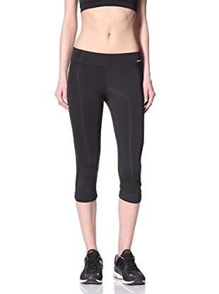 New Balance Women's Curve Capri (Black)