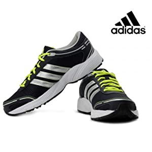 Adidas Neron M Running Shoes - Silver (UK 8)