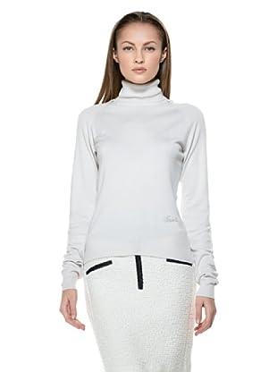 Fairly Rollkragenpullover (Weiß)