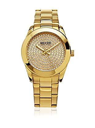 SO & CO New York Quarzuhr Woman GP15548 38 mm