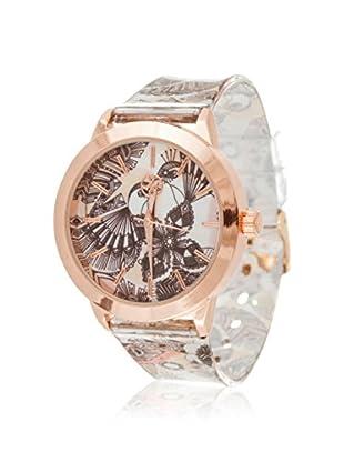 FORTUNE Women's NWR387183Q-M2 Multi Rubber Watch