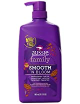 Aussie Smooth 'N Bloom Smoothing Shampoo 29.2 Fl Oz