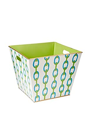 Jayes Chains Storage Bin, Green