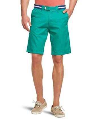 Scotch & Soda Shorts Chino Striped (Emerald)