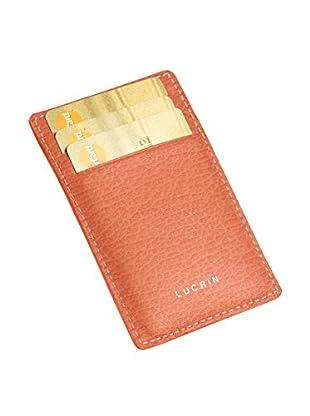 Lucrin Kartenetui PM1386_VCGR_ORG orange
