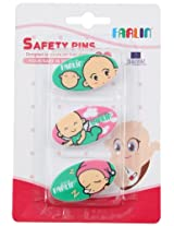 Farlin Safety Pins (3 pieces) BF-122A