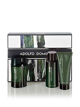 Adolfo Domínguez Estuche Bambú Men Edt 120 ml + Bálsamo Después Del Afeitado 100 ml + Desodorante Natural 150 ml