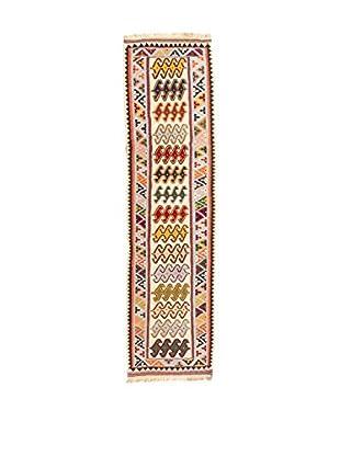 NAVAEI & CO Teppich mehrfarbig 297 x 80 cm