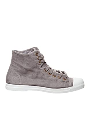 Natural World Botas Sport Lino (gris)