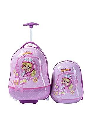 Babyauto Kinder Trolley & Schulranzen Alice