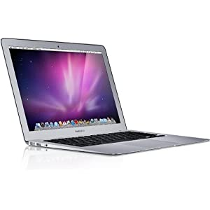 Apple MacBook Air 1.86GHz Core 2 Duo/13.3/2G/128G/802.11n/BT/Mini DisplayPort MC503J/A