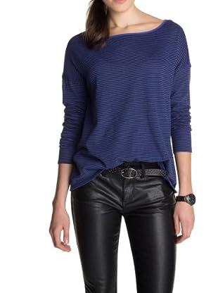 ESPRIT Camiseta Pippa (Azul)