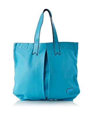 Meredith Wendell Women's Business + Party Mullet Tote (Neon Blue)