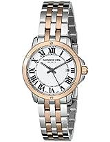 Raymond Weil Women's 5391-SP5-00300 Tango Analog Display Swiss Quartz Two Tone Watch