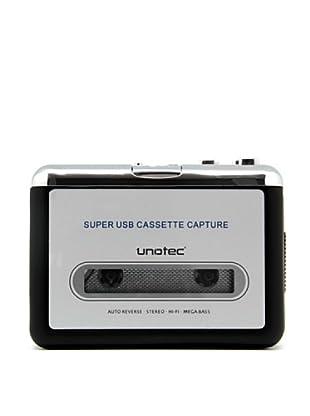 Unotec Walkman Con Usb Para Conversión De Cintas A Mp3