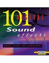 101 Digital Sound Effects, Vol 5: Planes Trains & Automobiles