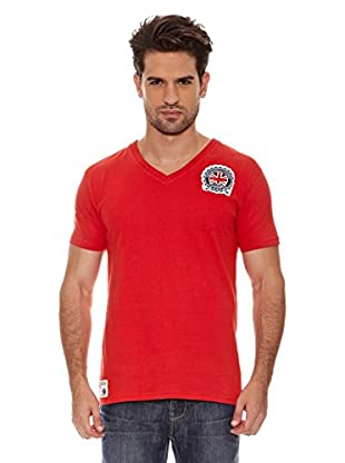 Geographical Norway Camiseta Jeylan Ss Men 202 (Rojo)