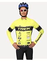 Triumph Firefox cycling wear - Jerseys, Green (XXXL)