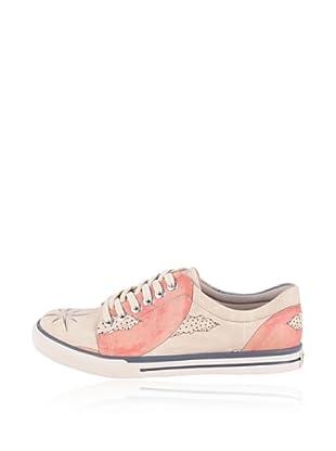 Dogo Sneaker Stars (Creme)