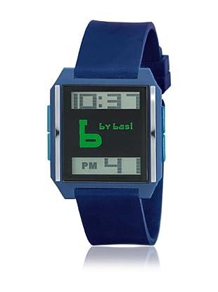 By Basi Reloj Slim Azul Azul