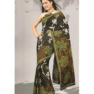 Cotton sarees - Sarees Mal Mal Cotton Designer Prints With Blouse Piece D.No D1017