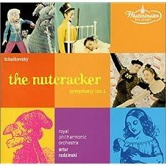輸入盤CD ロジンスキー指揮 チャイコフスキー:くるみ割り人形(全曲)の商品写真