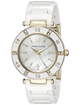 Anne Klein 109416WTWT For Women Analog-Digital Dress Watch