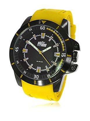 Pit Lane Reloj Pl-2002-1_45 mm Mostaza