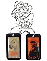 "NECA The Lone Ranger ""Lone Ranger"" Dog Tags"