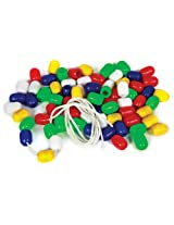Skillofun Beads Set (50 beads), Multi Color