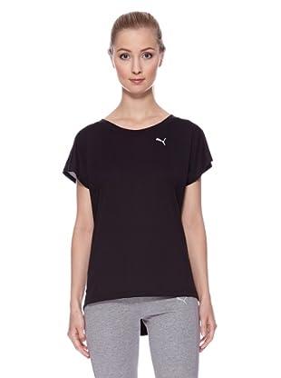 PUMA Trainingsshirt Move Trend (Schwarz)