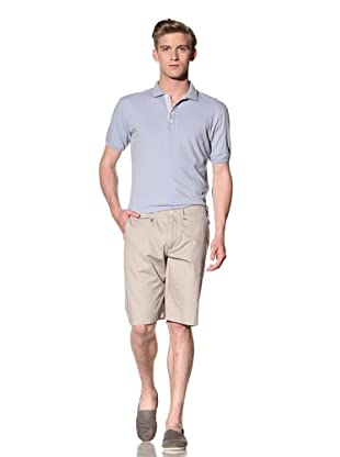 Riviera Club Men's Palmer Polo (Light Blue)