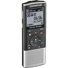 OLYMPUS IC���R�[�_�[ VoiceTrek VN-8100PC