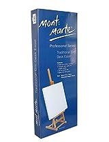 Mont Marte Traditional ELM Desk Easel MCG0006