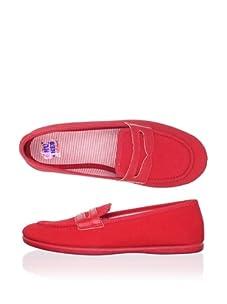 Chuches Kid's Slip-On (Red)