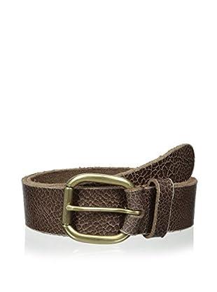 Bolliver Men's Small Crackle Belt