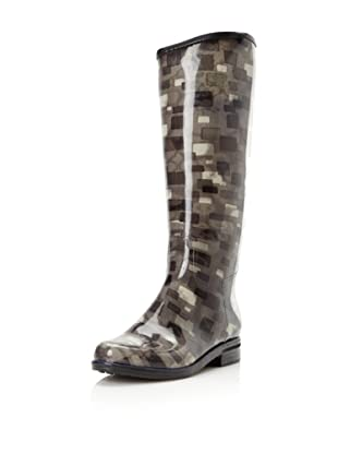 däv Women's Victoria Knee-High Boot (Black)