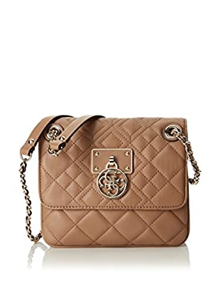 Guess Schultertasche Aliza Convertible Crossbo Flap