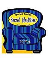 Armchair Puzzlers Book - Secret Identities