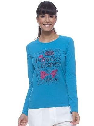 Rox Camiseta Simpra (Azul)