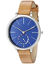 Skagen Hagen Analog Blue Dial Women's Watch - SKW2355