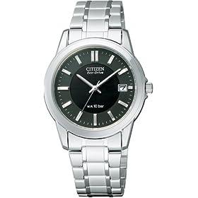 【クリックで詳細表示】[シチズン]CITIZEN 腕時計 FORMA フォルマ Eco-Drive エコ・ドライブ ペアモデル FRA59-2461 メンズ
