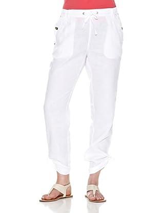 Jackpot Pantalone Lindsay (Bianco)