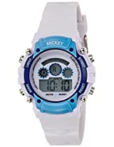 Disney Digital Multi-Color Dial Boys's Watch - 1K2314P-MC-003WE